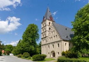 Außenansicht der Christuskirche